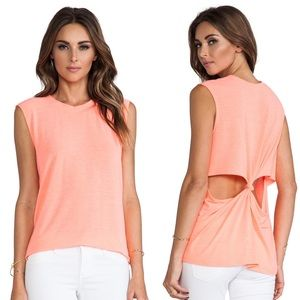 Lovers + Friends She's A Woman Sleeveless Top XS